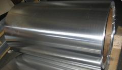 Лента алюминиевая толщиной 0.5 - 1.0 мм