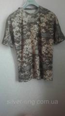Потоотводящая футболка ВСУ (Coolmax)