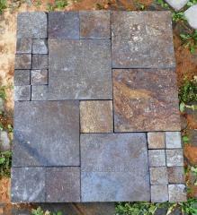 Плитка тротуарна (дворовая мозаика)