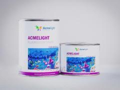 Fluorescent Acmelight Fluorescent paint for