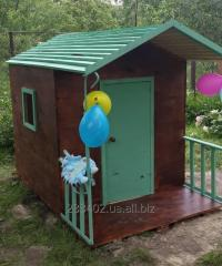 Children's game lodge