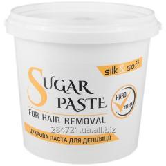 Сахарная паста ТМ Silk&Soft (Hard) твердая