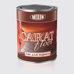 Uretan-alkidny Mixon Carat floor varnish of 3 l