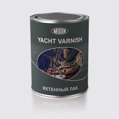 Yacht varnish of Mixon Yacht Varnish of 0,75 l