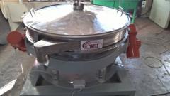 Vibrosieve for powdered milk