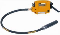 Глубинные вибраторы с гибким валом от 220 В