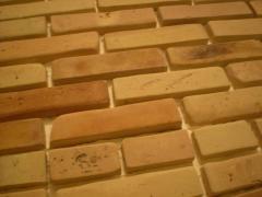 Ancient facing brick