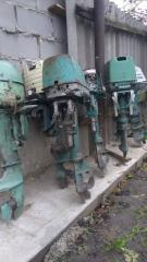 Repair of boat motors of any complexity