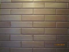 LINDEN brick wall paneling (GRADE MIX) ACTION