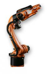 Kuka robots for metal welding