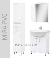 Bathroom furniture Mira PVC