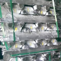 Aluminum secondary foundry