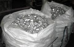 Aluminium of high purity