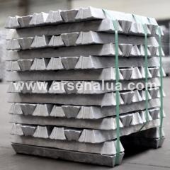 Aluminum for a raskisleniye, productions of