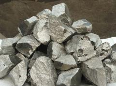 Briquettes of ferro-manganese (FMn)
