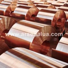 Copper foil of M1, Sq.m