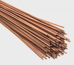 Solders copper-zinc