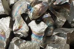 Ferro-manganés de forno eletrico