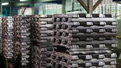 Aluminium secondary in pigs