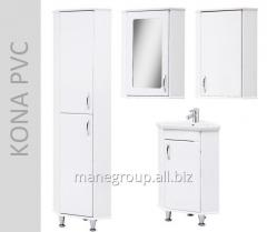 Bathroom furniture Kona PVC
