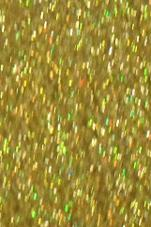 "Glitter holographic ""A gold"