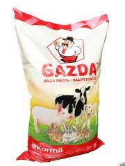Komb_kormi, gotov_ feed for krolik_v with GAZDA