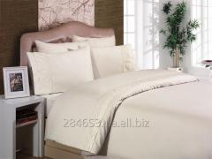 """Bed linen of """"Vanessa"""