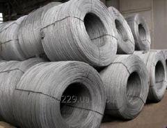 Production of a wire diameter from 1,6mm to 4 mm,