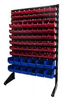 Cтеллаж для метизов с ящиками ART15-93 КС/ящики