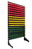 Cтеллаж для метизов с ящиками ART18-153 КЖЗ/тара