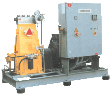 High-pressure installations of the HAMMELMANN