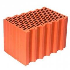 Ceramic Porotherm 38 P+W blocks