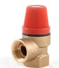 Safety valve 1/2 3,0 bar