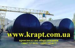 Резервуар для нефтепродуктов двустенный