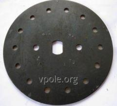 Disc sowing 14otv. F 0mm N 126.13.070-14 half-deaf