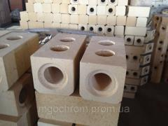 Fireclay refractory bricks