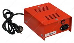 The power supply unit for the electric drive from