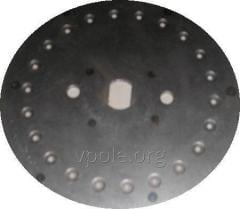 Disc sowing 22otv. O 3mm stainless steel (sunflower) N 126.13.070-03