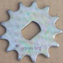 씨앗 받는 기계용 예비 부품