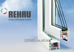 Окно Rehau по выгодно низкой цене.