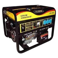 Petrol FORTE FG6500E generator