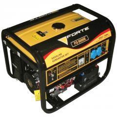 Petrol FORTE FG8000E generator