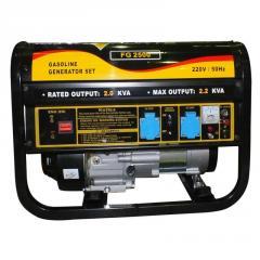 Petrol FORTE FG2500 generator