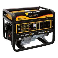 Petrol FORTE FG3500 generator