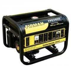 FIRMAN FPG 3800 gasoline-driven generator