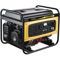 Petrol KIPOR KGE6500E generator