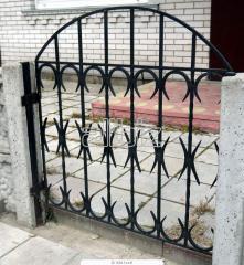 Калитки,ворота,забор,беседки,решетки,оградки,двери