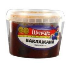 Баклажаны маринованные ТМ Шинкарь 300г