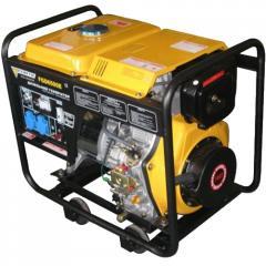 Diesel FORTE FGD6500E generator
