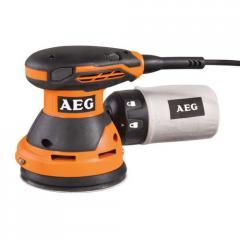 Eccentric AEG EX 125 ES grinder